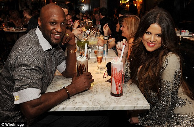 Problems: Lamar Odom's alleged drug dealer has claimed he spent $50,000 on cocaine in three years