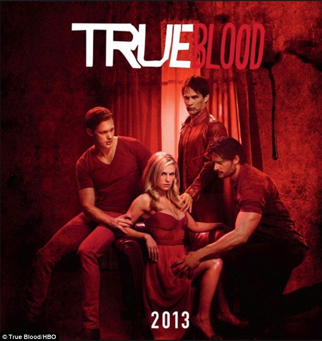 The end is near: HBO announced on Tuesday that True Blood will air final episodes in the summer of 2014