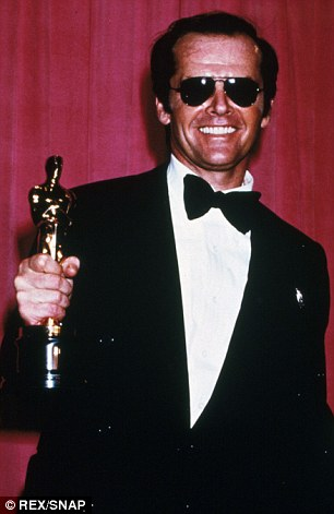 Image result for how many awards has jack nicholson won
