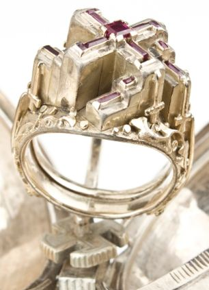 Hitlers Nazi Swastika Ring Auctioned For 70000 In USA