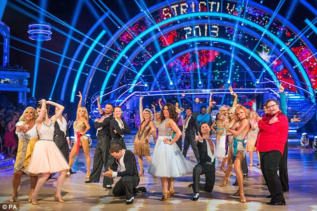 Time to face the music! The stars of Strictly Come Dancing will take to the floor to find out who their partners are on Saturday night's launch show