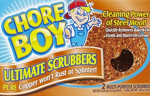 Suspicious purchase: TMZ reports Lamar bought Chore Boy Ultimate Scrubbers from a pharmacy on Tuesday