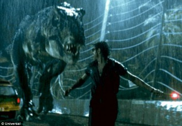 Back for more: Universal bosses have revealed that the fourth installment in the Jurassic Park franchise will be called Jurassic World