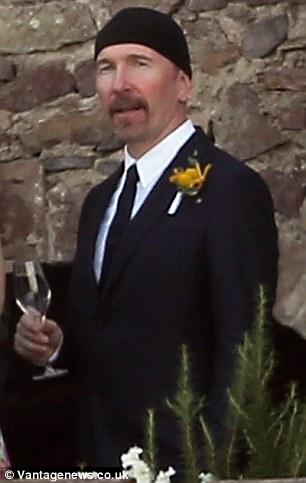 U2 Bassist Adam Clayton Weds Bride Mariana Again In