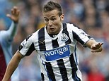 United front: Cabaye has apologised to Newcastle fans following a summer of unrest for the midfielder
