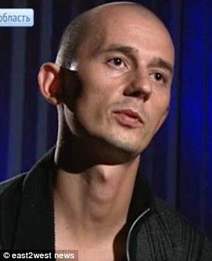 wounded policeman Aleksey Lagoda
