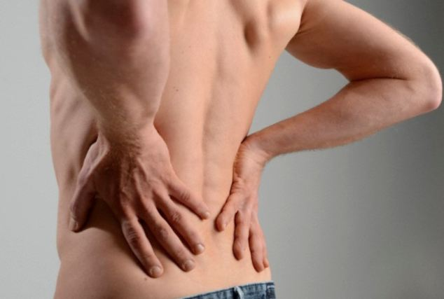 A saline injection in the spine could be more effective than steroids for treating lower back pain, a new study has revealed