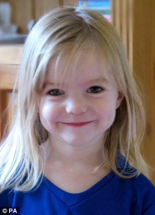 Madeleine McCann disappeared on May 3, 2007, from the family villa while they were on holiday in the Algarve, Portugal