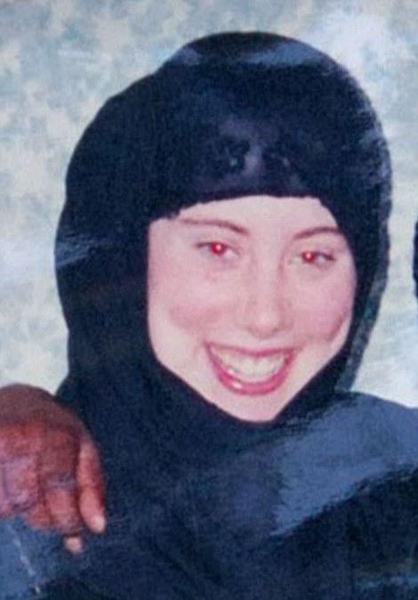 Jamal's wife Samantha Lewthwaite