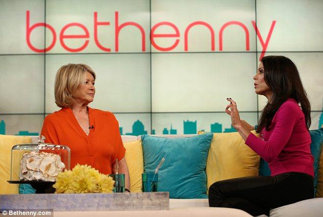 Apprentice Martha Stewart