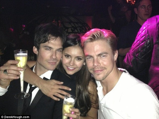 Nina Dobrev Dating Her Best Friend S Brother Nerd Next Door