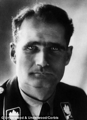 Rudolph Hess, Hitler's Deputy, offered peace for Western Europe - in exchange for a clear path to attack the Soviets
