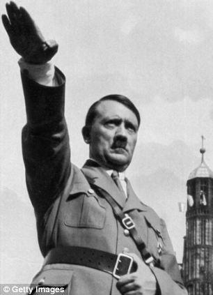 1934: German dictator Adolf Hitler