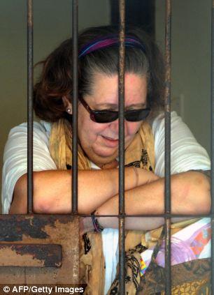 Last month, Indonesia's Supreme Court upheld the death sentence for grandmother Lindsay Sandiford