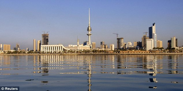 Kuwait: The Gulf state is said to be developing a test that willl 'detect' gay people