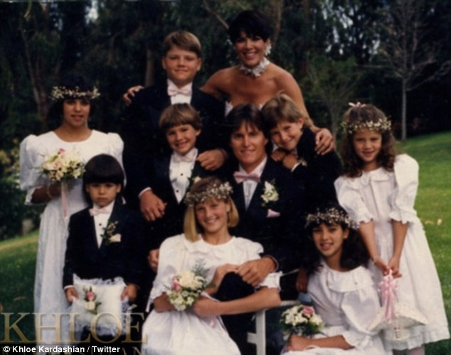 Bruce And Kris Jenners 22 Year Marriage In Pictures