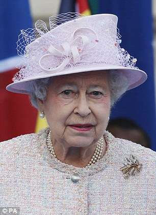 Queen Elizabeth is set to get an inflation-busting pay rise of 22 per cent for 2014/2015