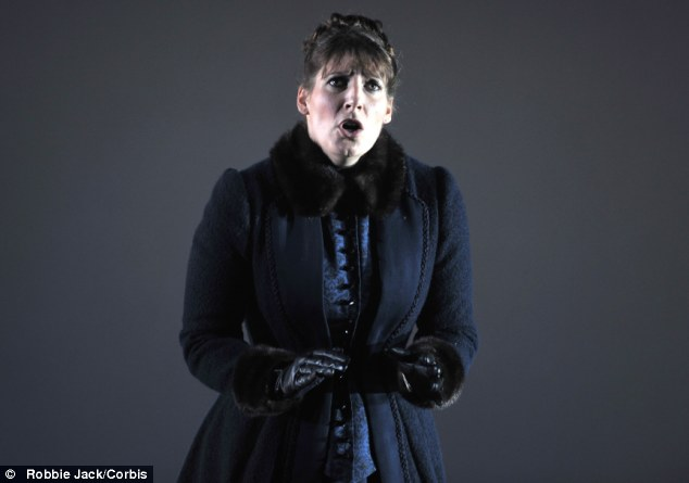 Pet project: Vilar has requested to be allowed to stay beyond his curfew to see Tchaikovsky's 'Eugene Onegin', pictured during a London production, at the Metropolitan Opera this weekend