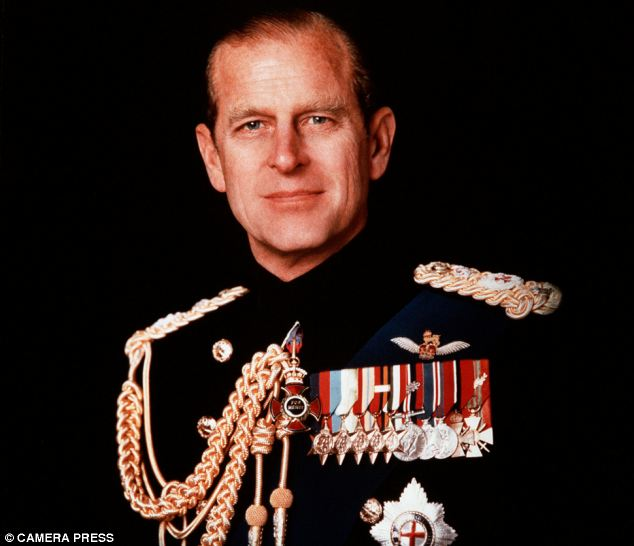 'Antics': A young Prince Philip is supposedly captured in 'scandalous' images in Soho's Thursday Club