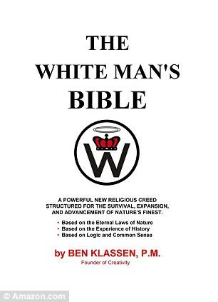 La Bible de l'Homme Blanc