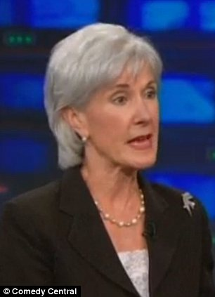 HHS Secretary Kathleen Sebelius made time for Jon Stewart on Teh Daily Show, but his pointed barbs have her scrambling to avoid testifyign before Congress about the disastrous Obamacare website