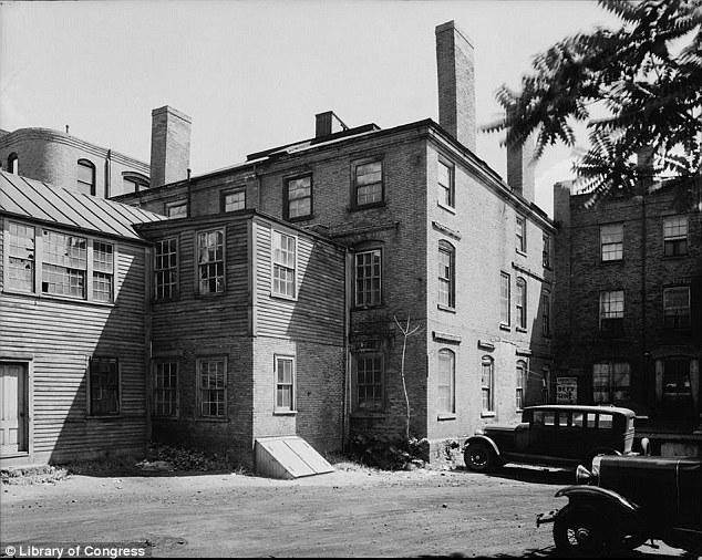 Joshua Ward House