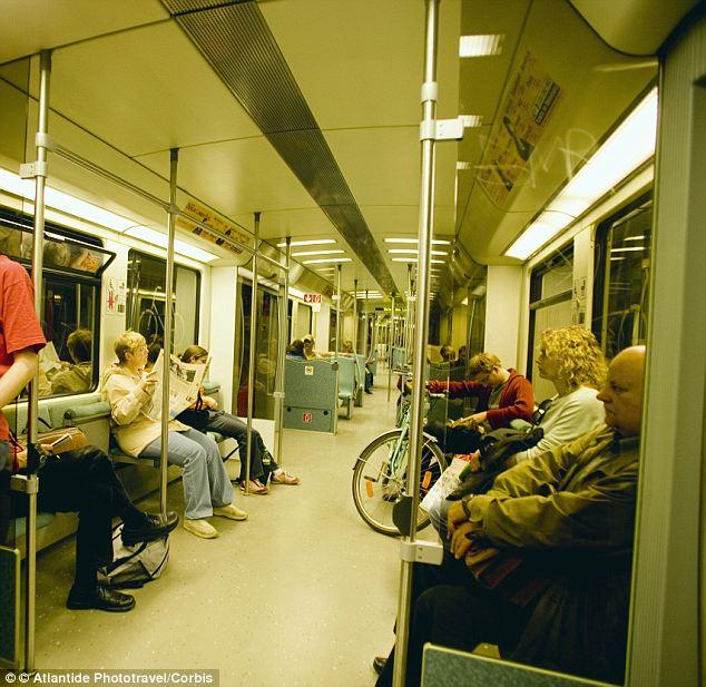 Future Transportation Train