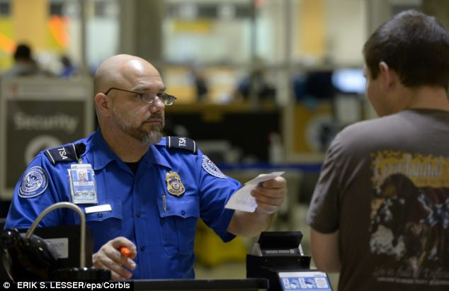 New searches: The TSA already checks travelers against a terrorist watch list, but it will now start profiling them based on travel, property records, employment information and car registrations