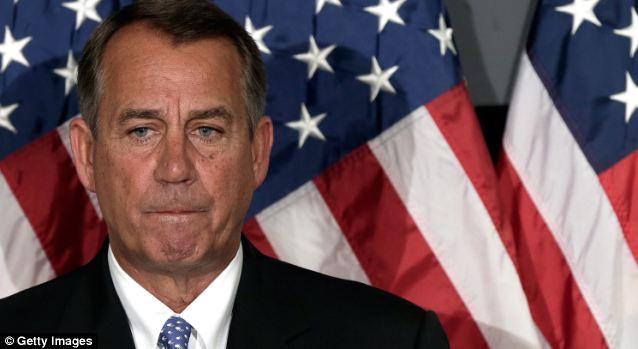 Speaker of the House John Boehner's spokesmen both said Durbin was repeating a false rumor on Wednesday