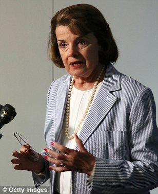 Dianne Feinstein has said that the NSA's phone call tracking does not breach the Fourth Amendment