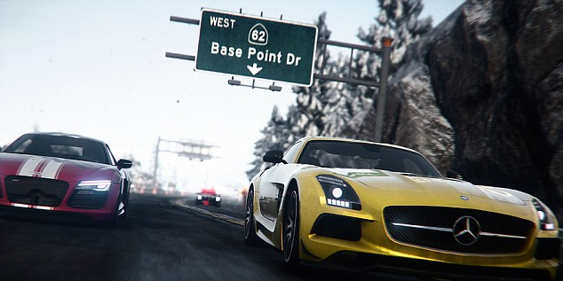 On The Right Track Again Need For Speed Rivals Preview