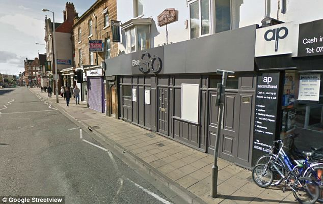 The court heard Popoola met his victim while working as an agency-employed bouncer outside Bar So in Northampton town centre.
