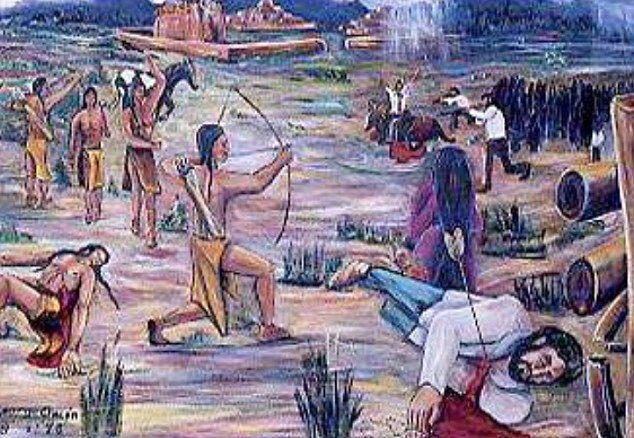 Revolution: The mine was abandoned by the Spanish in 1680 during the Pueblo Revolt when Indians drove them from their claims in New Mexico