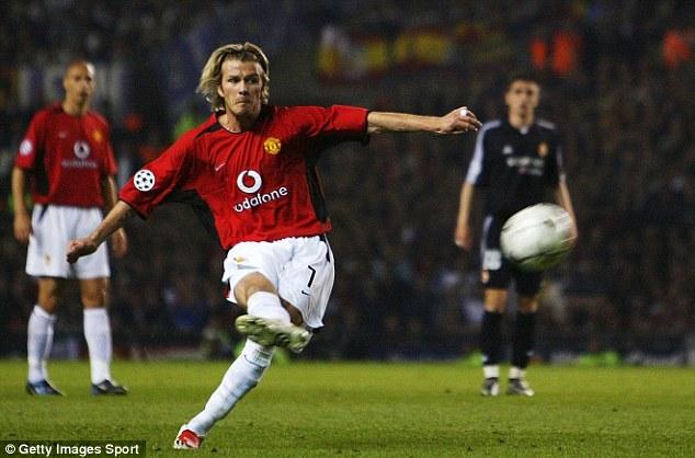 Kết quả hình ảnh cho Beckham free kick