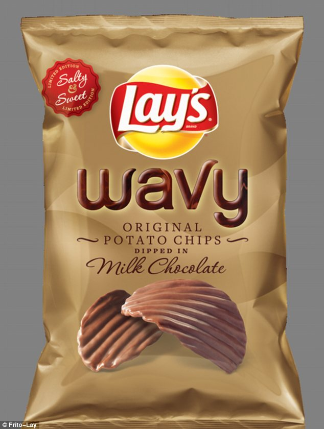 Will You Love It Or Hate It Lay S To Launch Chocolate