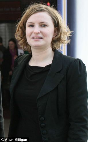 Mr Poynter is married to West Dunbartonshire MP Gemma Doyle, pictured