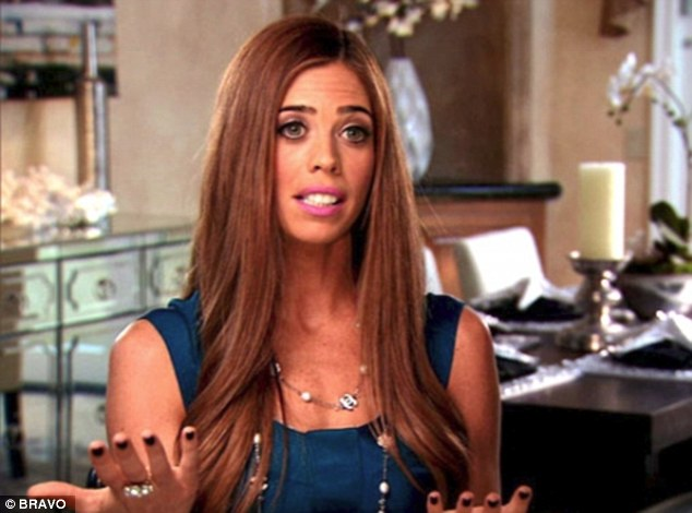 Lydia McLaughlin Bows Out Of The Real Housewives Of OC