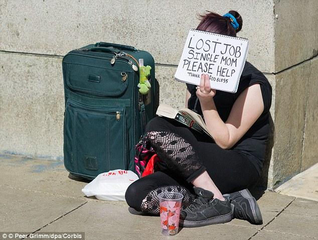 1 in 6 Americans poor