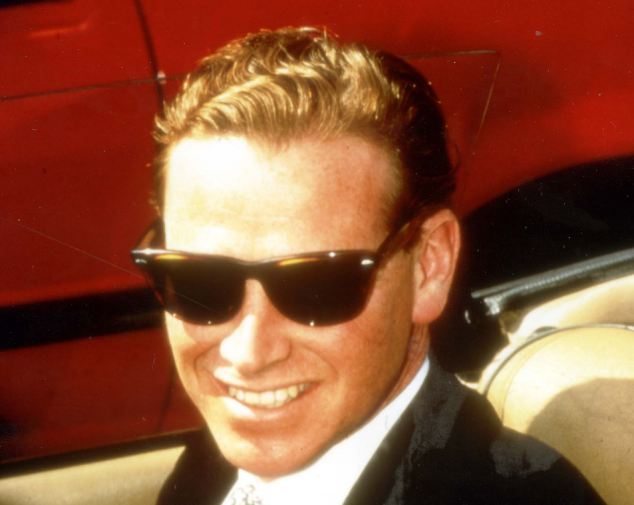 Society figure: James Hewitt used to enjoy driving flash cars, but now makes do with his mother's Fiat Punto