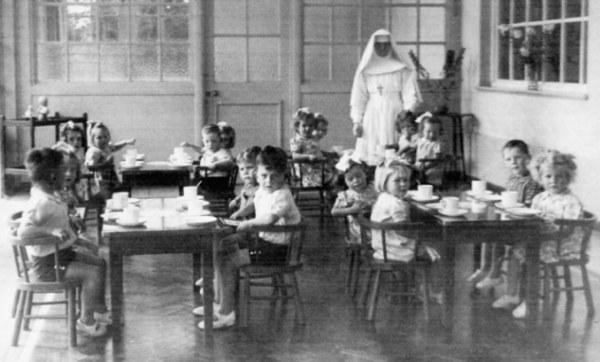 Catholic child shame