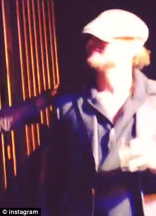 Kanye West and 2 Chainz Perform For Leonardo DiCaprio's Birthday Party