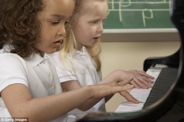 Beneficial: Starting piano lessons before the age of seven may turbo-charge the brain