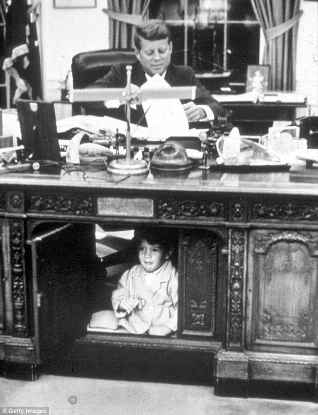 Where Were JFKs Children When He Was Assassinated