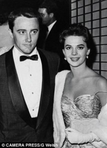 Image result for robert vaughn and natalie wood