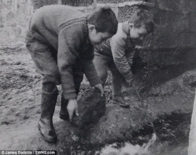 Rex and Kevin Wilton recall suffering mental and physical abuse during their time in Tazmania where thousands of children were sent to work as part of the scheme
