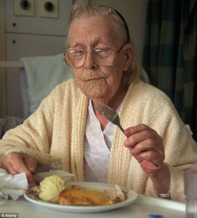 Damning figures come after a review has been promised into hospital food,