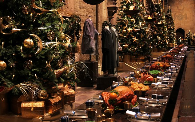 Harry Potter Themed Dinner Party