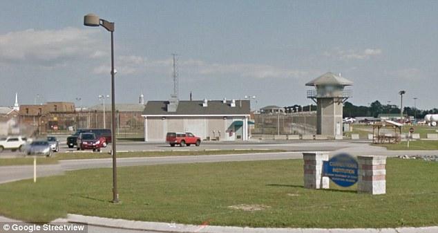 Delaware Corrections Officer