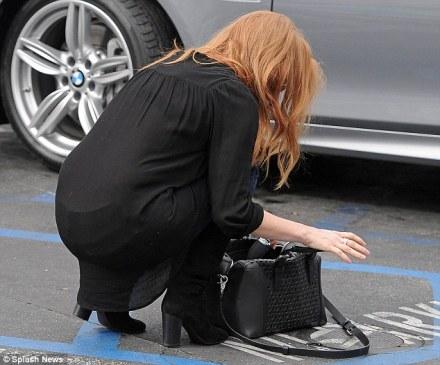 Jessica Chastain on Ridin'Girls Blog
