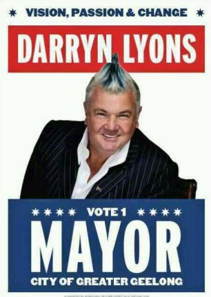 Celebrity Photographer Darryn Lyons Famed For His Dyed